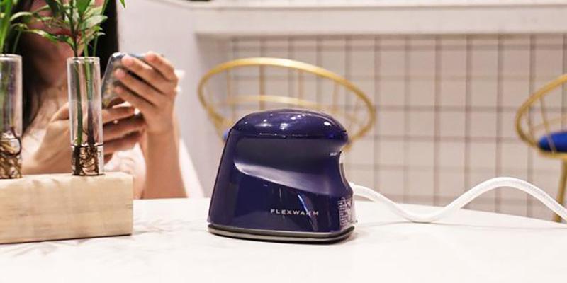 飞乐思纳米蒸汽小熨斗:小巧更精致,你的家居生活