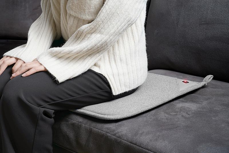 智能发热坐垫