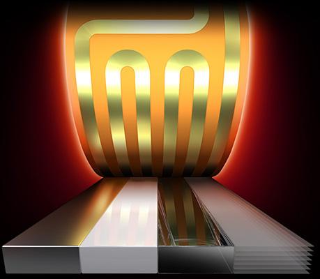 Flexwarm厚膜精准发热技术